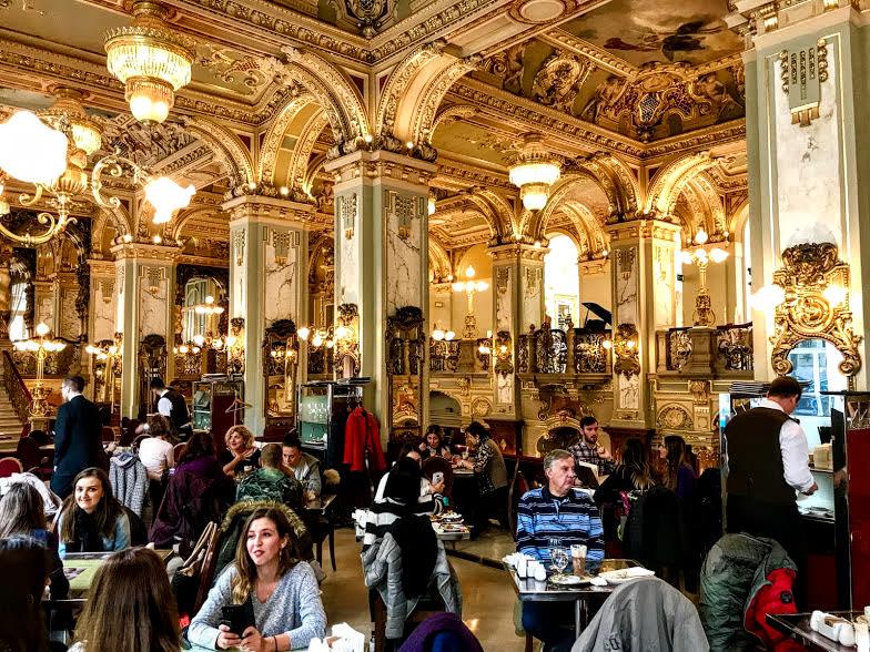 new york café  offbeat budapest