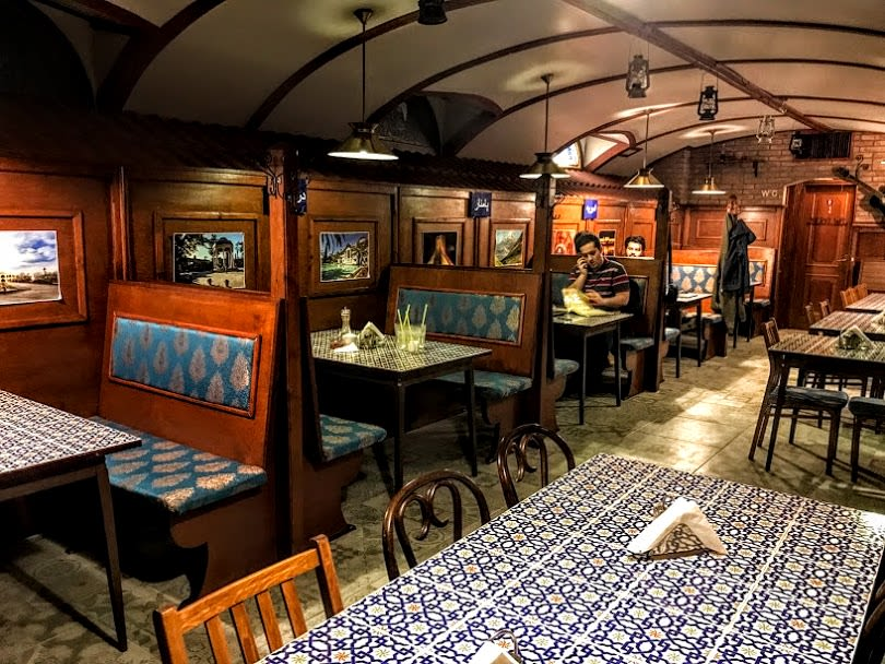 Darband Persian Restaurant Offbeat Budapest