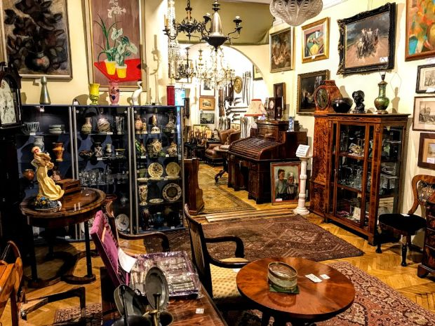 Shopping in Budapest - the 30+1 stores you shouldn't miss
