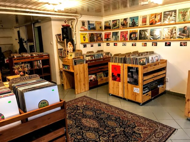 The 10 best record stores in Budapest - Offbeat Budapest