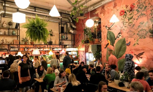 Where To Drink With The Locals: The 29 Best Bars In Budapest