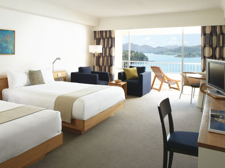 Coral Sea View Room