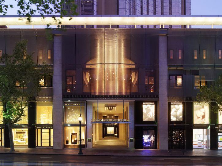 Grand Hyatt Melbourne – Collins Street