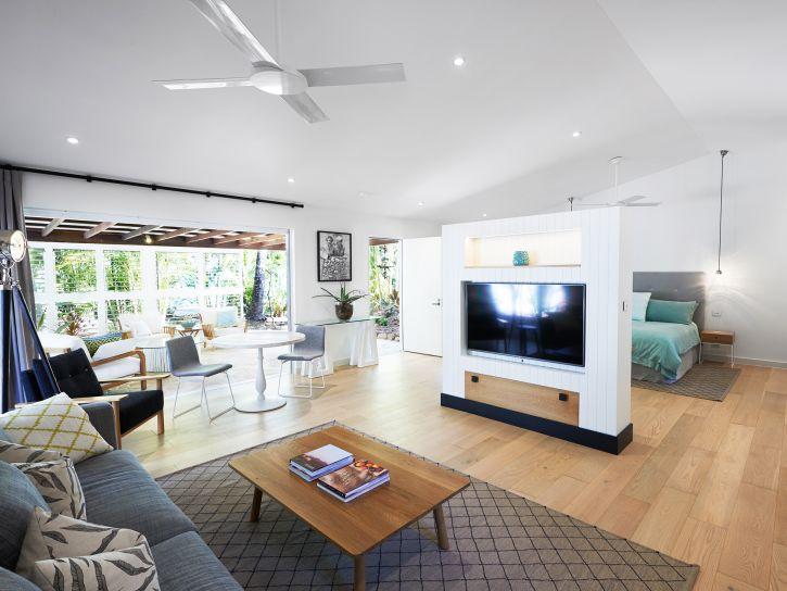 South Beachfront Suite