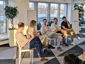 Product Design in Fintech Meetup: Are there emotions in banking?