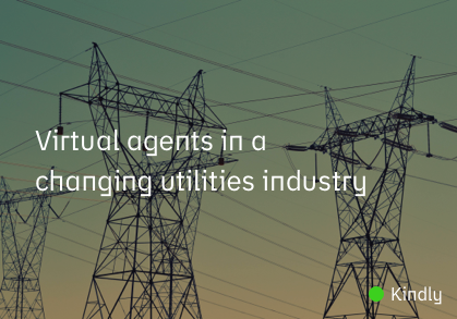 Virtual agents in a changing utilities industry