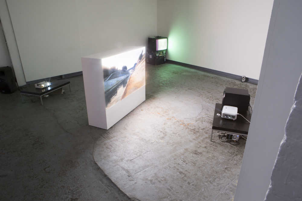 Documentation of the exhibition