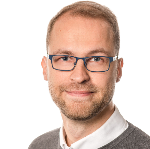 Mathias Fröjdman, Senior Software Engineer