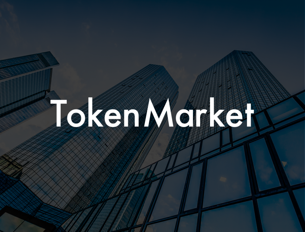 TokenMarket background