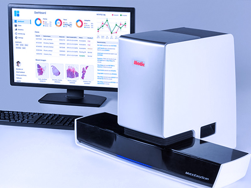 Pathcore announces support for Motic scanners