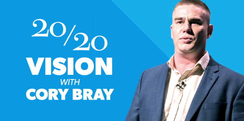 20/20 Vision with Cory Bray
