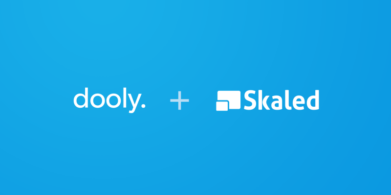 Dooly Partners With Skaled Consulting to Modernize the Future of Sales