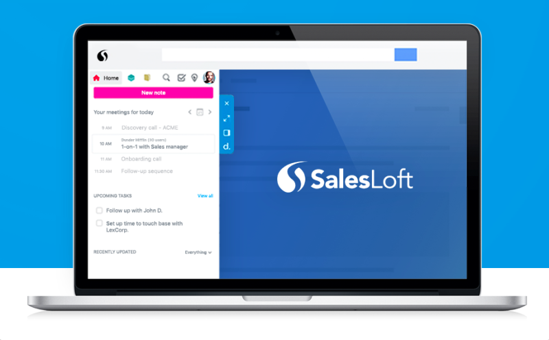 Dooly Launches on SalesLoft's App Directory