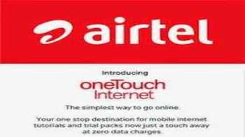 Airtel one Touch internet plan Offer: Use Facebook, YouTube, Twitter and much more for Free in Airtel