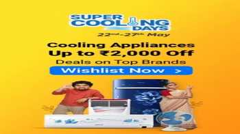 Flipkart Super Cooling Day Sale from 22nd To 27th May 2020: Upto 65% Off + Extra 10% Off On Refrigerators,Fan, Cooler & Air Conditioners