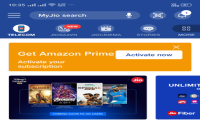 Jio offering Free Amazon Prime and Hotstar VIP subscription : Reliance Jio started offering Amazon Prime and Hotstar Premium free with selected Jio plans