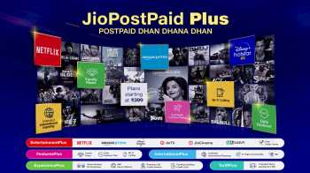 Jio introduced New Postpaid Plus Plans starting at Rs. 399 + FREE Netflix, Amazon Prime, Hotstar and other benefits