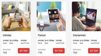 Airtel's response to JioFiber: Airtel Revised Broadband Plans With 'Unlimited' High Speed Data on Low Price