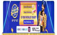 Flipkart Big Billion Days 16th - 21nd October 2020:  Offers, Details, 90% Off Deals and Discounts + Extra 10% Off on SBI Cards and Paytm Cashback