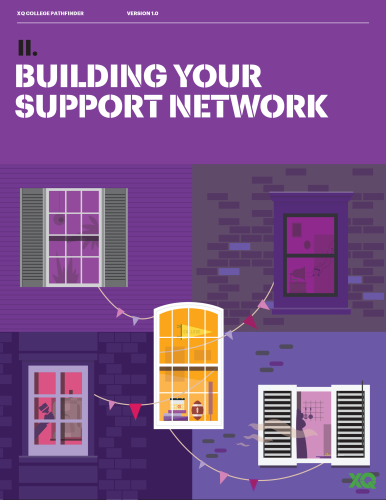 PDF Guide For Building Your Support Network