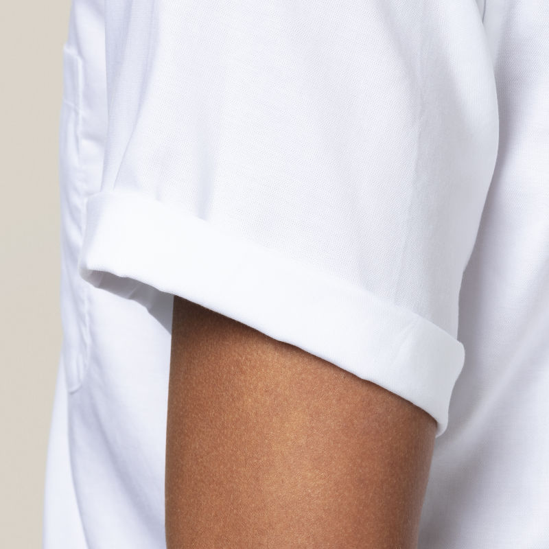 Folded Short Sleeve