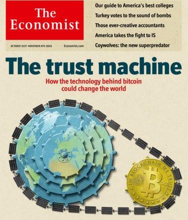 The Economist - The Trust Machine