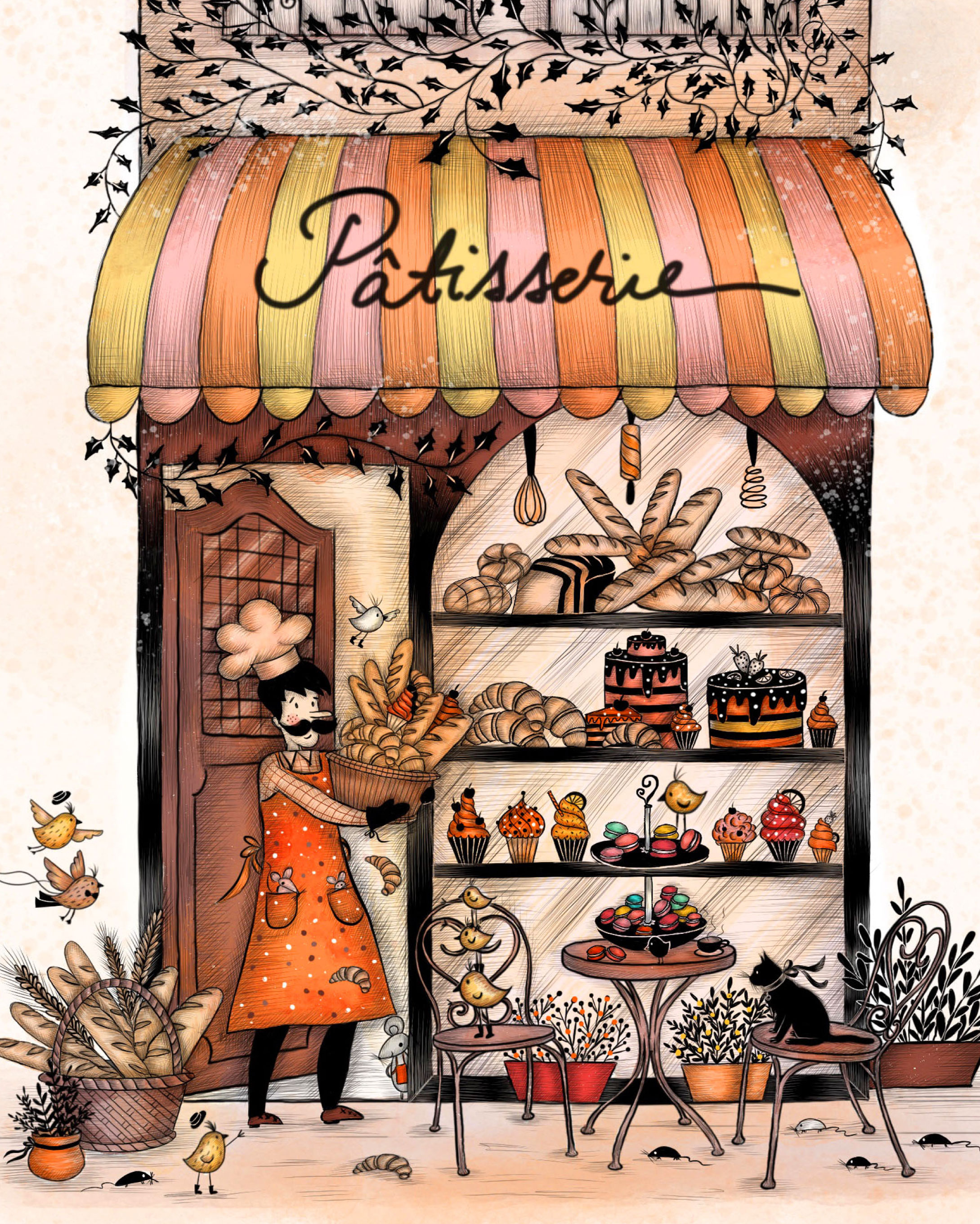 Go to detail page Pâtisserie