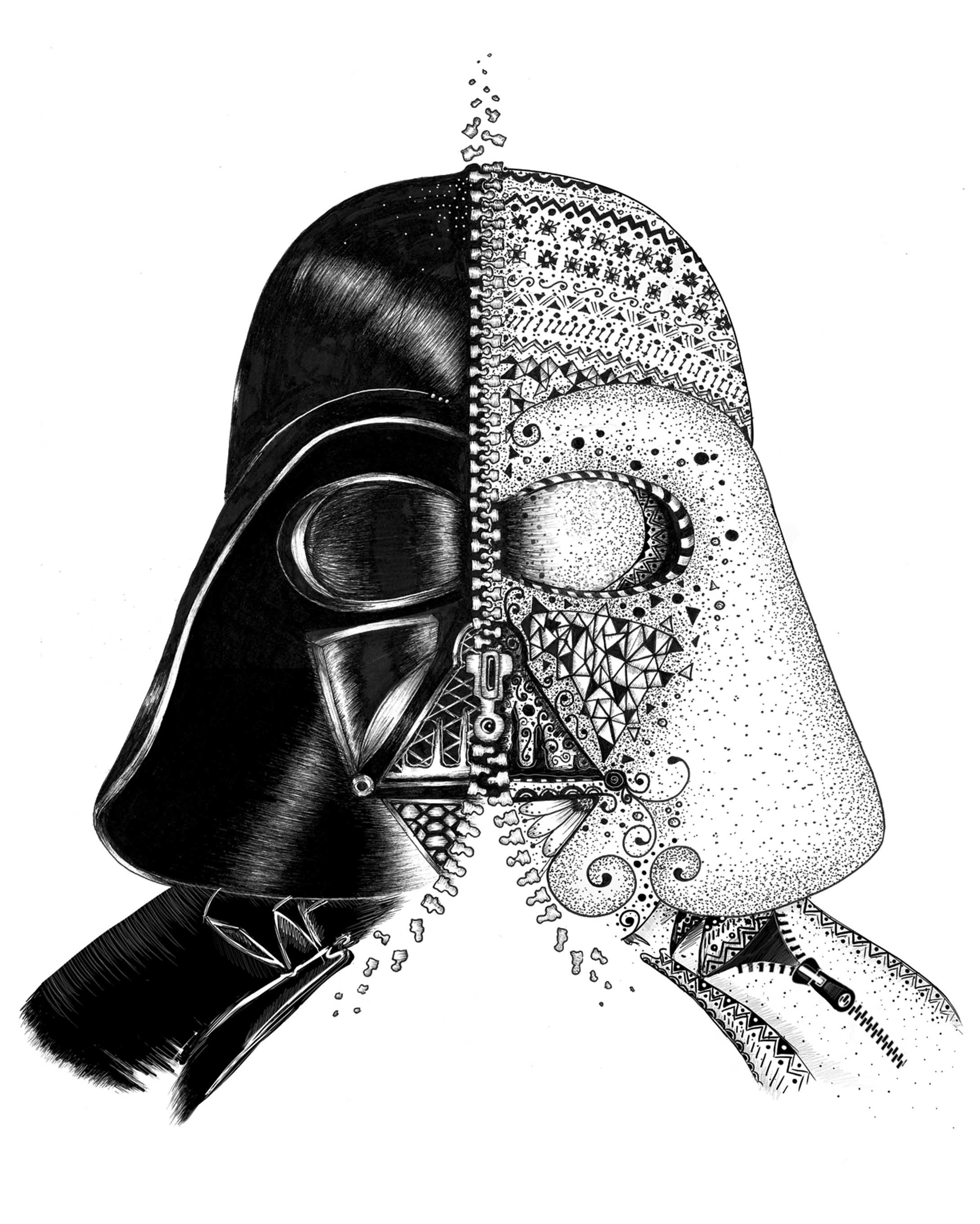 Go to detail page Darth Vader