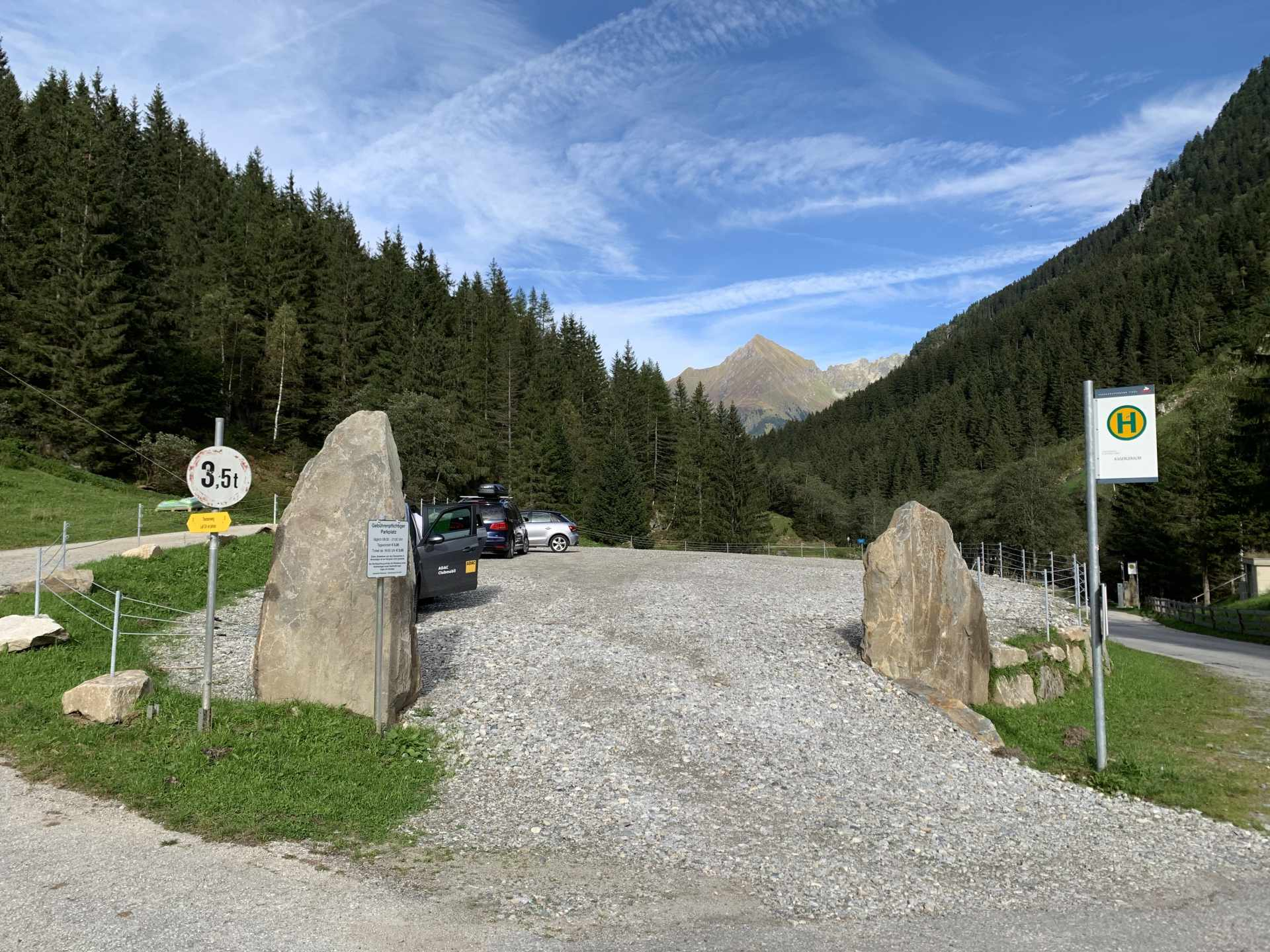 parking place Kaseler