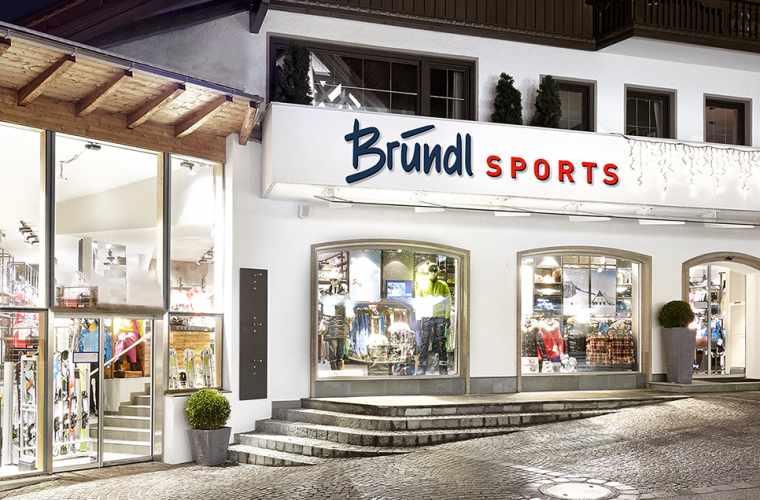 Bründl Zentrum Mayrhofen - Header