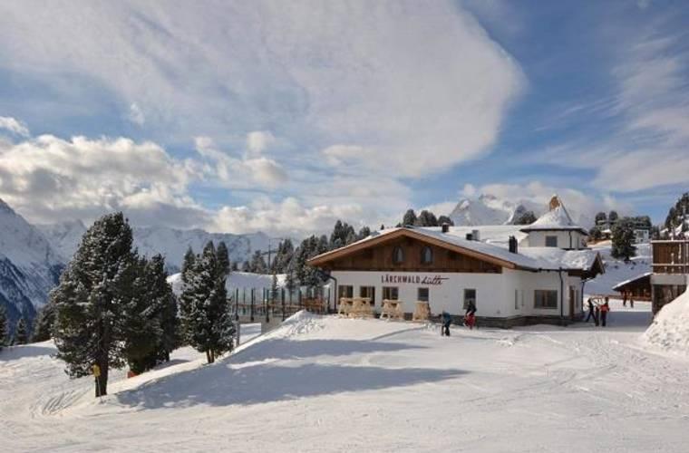 Lärchwaldhütte 1999m - Penken