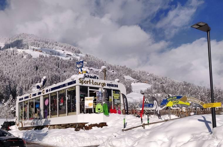 Sport Schiestl - Horberg Talstation