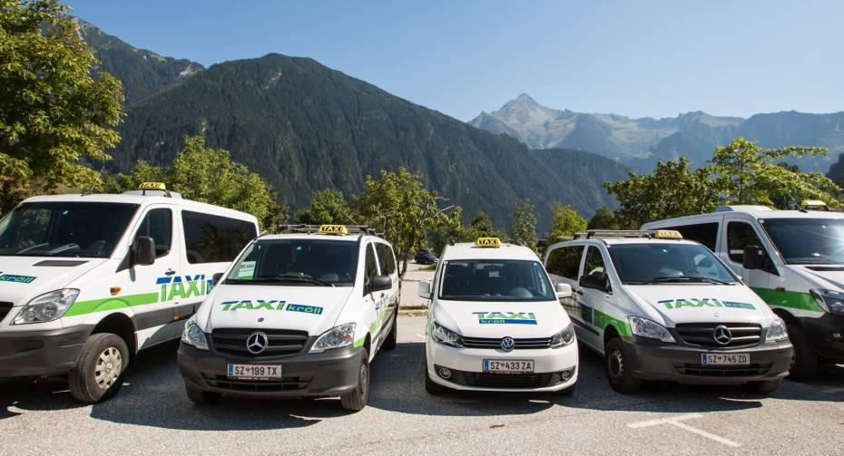 BergsteigerShuttle - Taxi Kröll