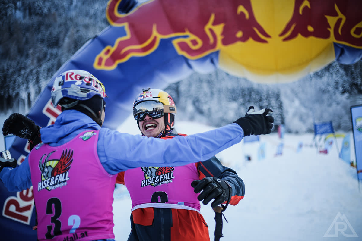 The 10th RISE&FALL starts on 11 December 2021 in Mayrhofen.