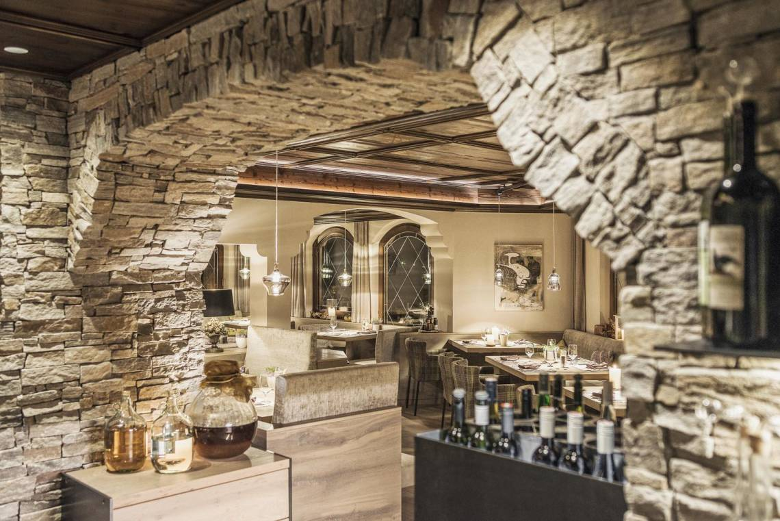 Das Restaurant Sieghard begeistert mit einer ausgezeichneten Küche.
