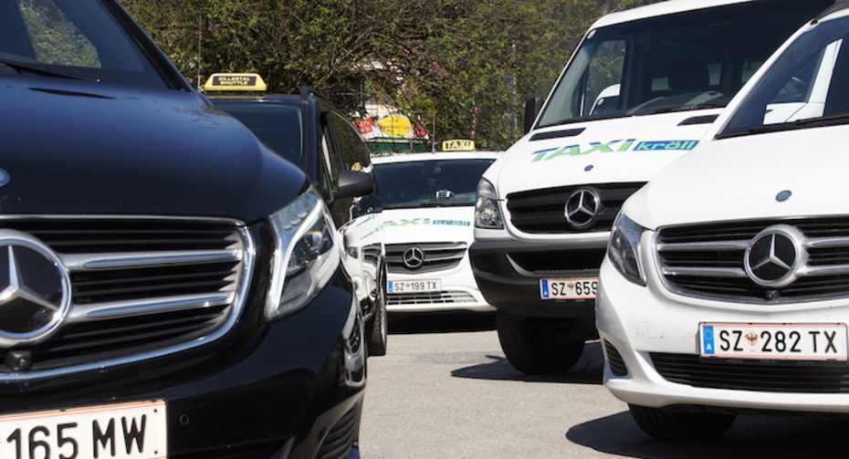 Taxi Kröll - Airport Transfer Economy (1-3 Personen)