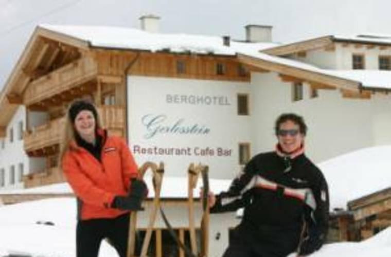 Berghotel Restaurant Gerlosstein 1650m - Gerlosstein