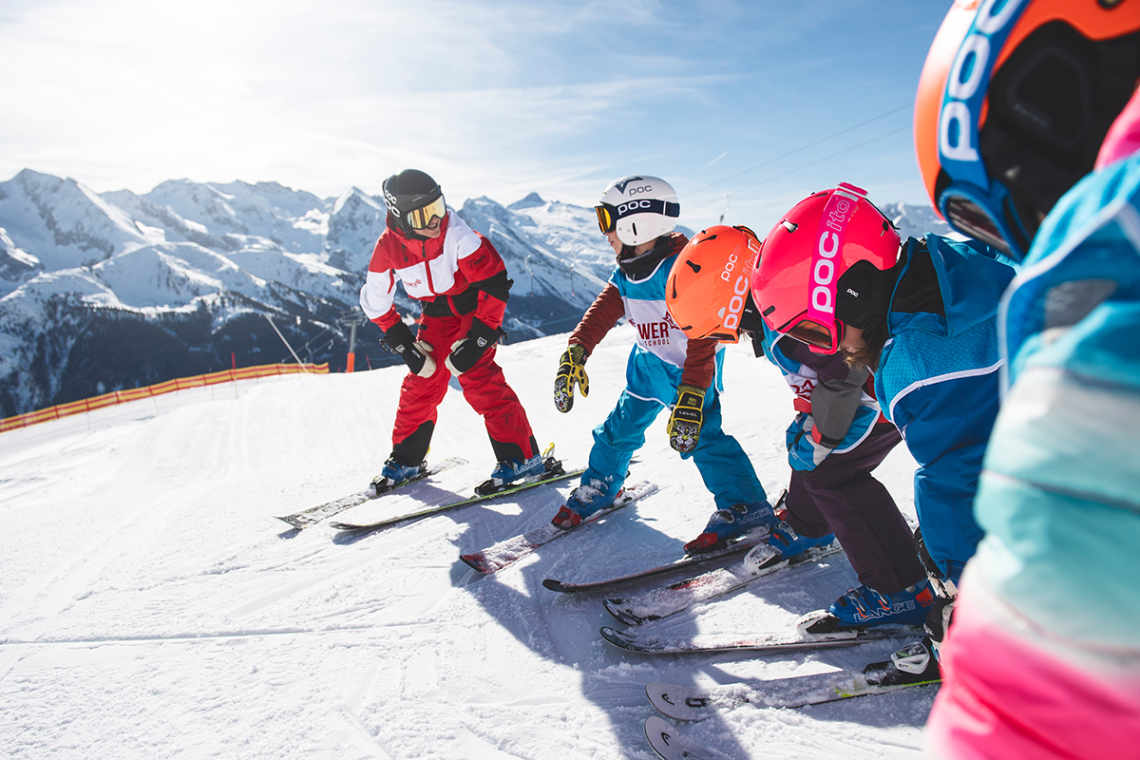 You can also redeem your WINTER DEAL for your children's ski course.