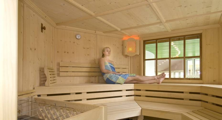 Erlebnisbad Mayrhofen Hallenbad und Sauna
