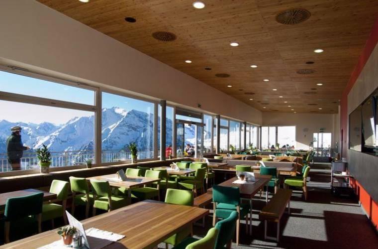 Panora(h)ma Restaurant 2000m - Penken