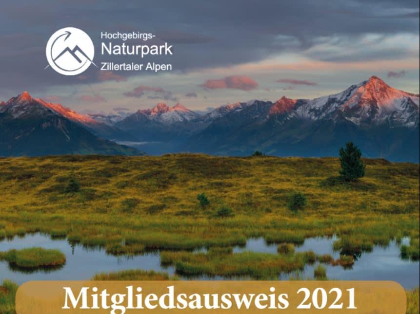 Unterstütze den Hochgebirgspark Zillertaler Alpen mit deiner Mitgliedschaft.