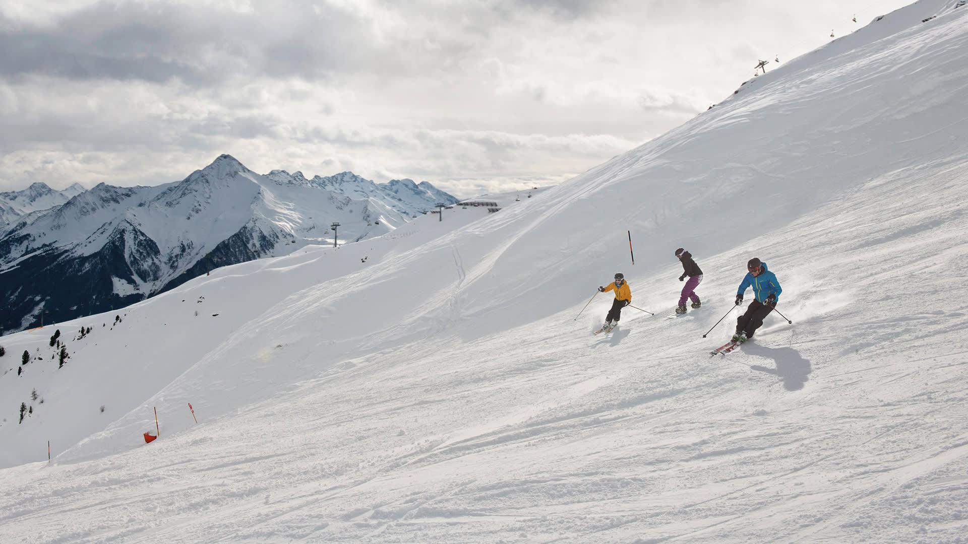 Deine Winter Challenge in Mayrhofen