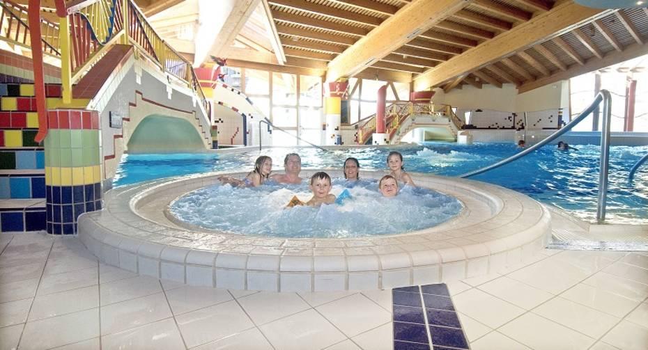 Erlebnisbad Mayrhofen Hallenbad