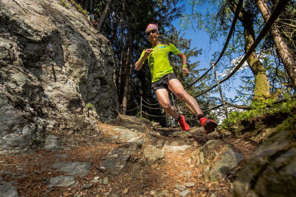 The trail running race series Mayrhofen Ultraks is a fixed programm event for every runner in the Zillertal.