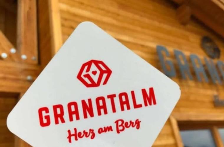 Granatalm - Bergfrühstück