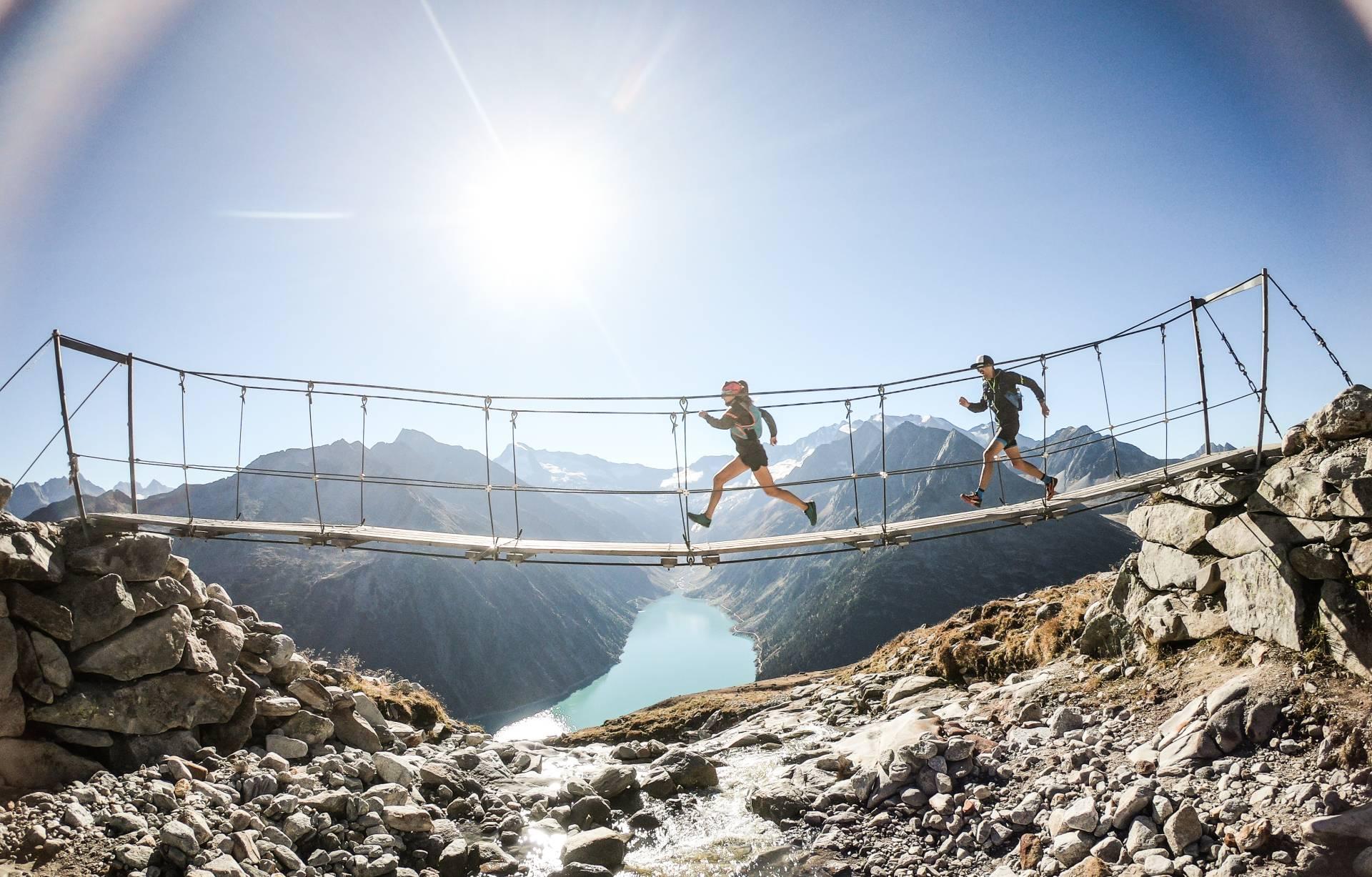 Der Sportevent Schlegeis 3000 Skyrace &Trailrun im Zillertal wird zum zweiten Mail am Wochenende vom 23./24. Juli 2021 ausgetragen.