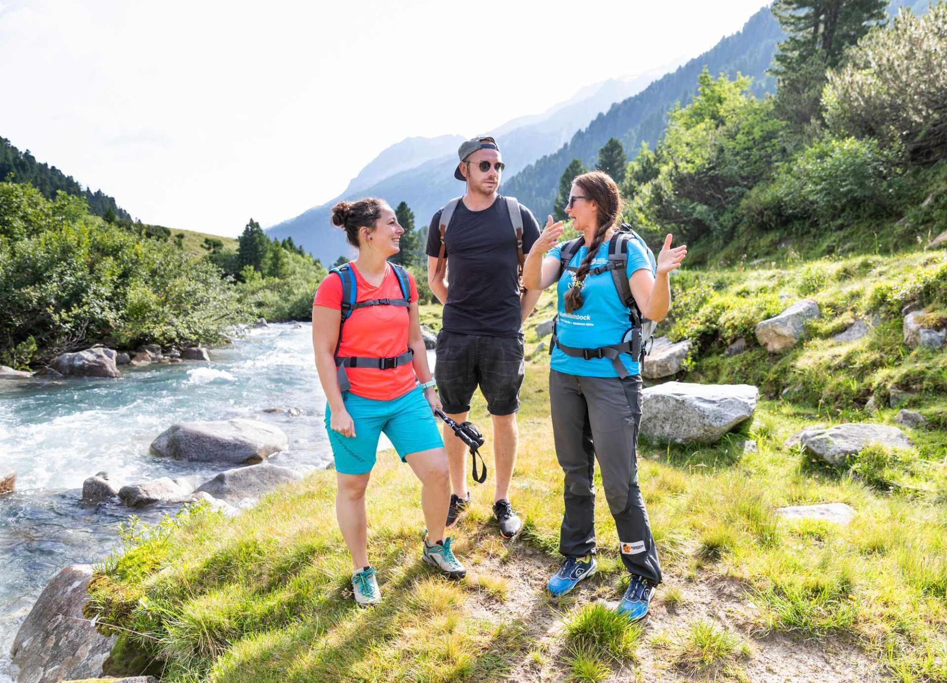 Geführte Wanderungen im Naturpark Zillertal - Tipps vom Profi