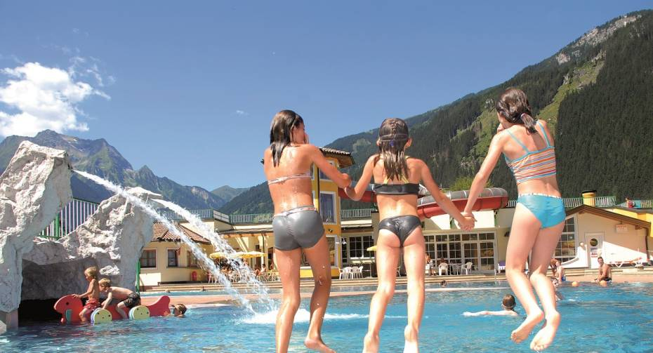 Schwimmbad Premium Partner - Erlebnisbad Mayrhofen & Sommerwelt Hippach