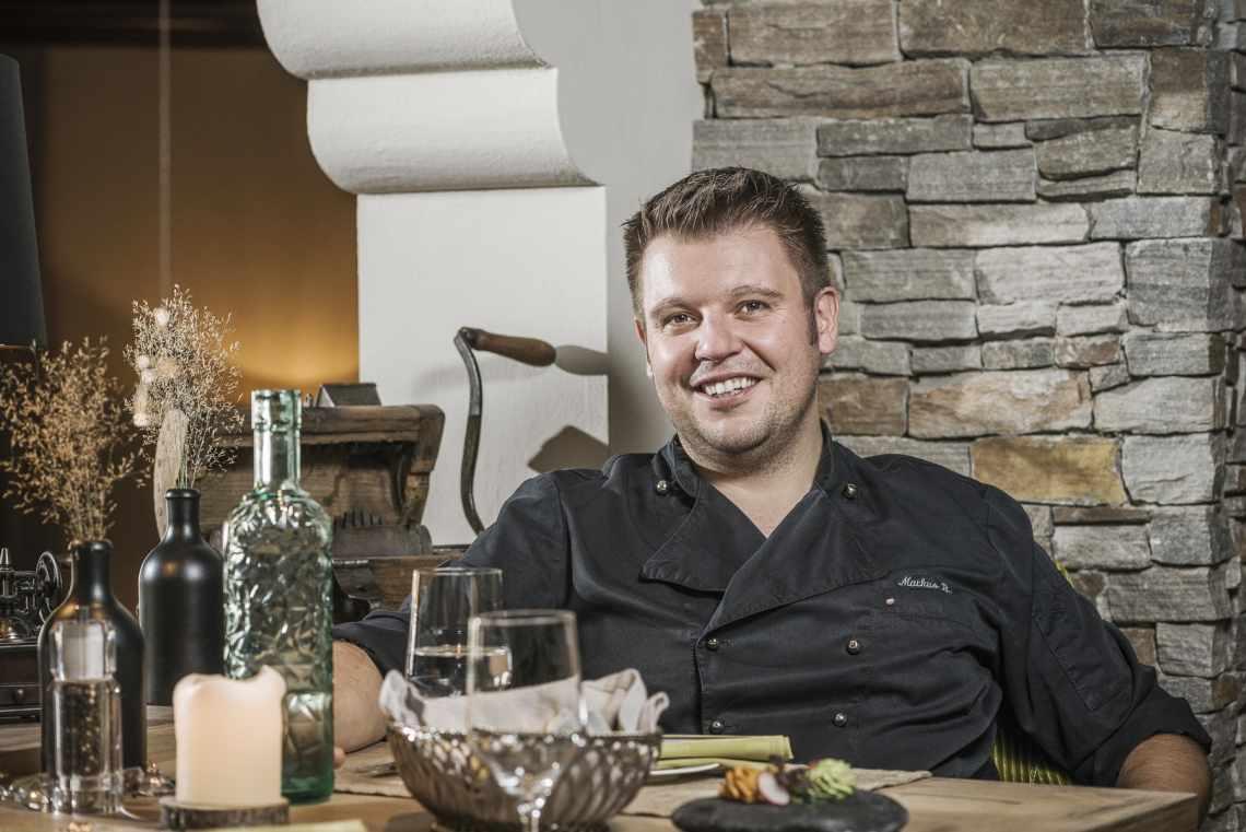 Gemeinsam mit dem Küchenchef Markus Bichler ein 5-gängiges Menü kochen,