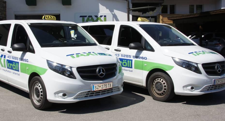 AusflugsShuttle - Taxi Kröll